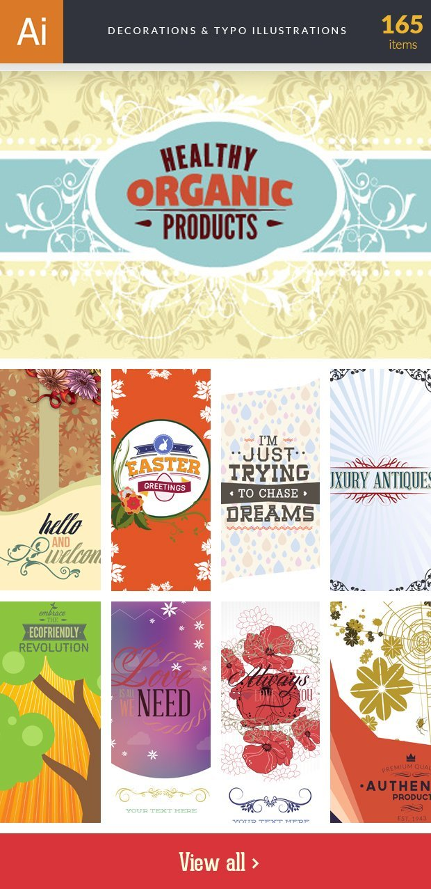 inkydeals-vector-decorations & typo-illustrations-small
