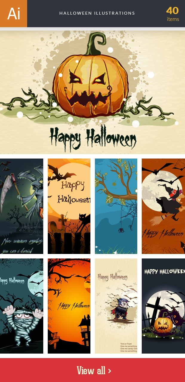 inkydeals-vector-halloween-illustrations-small