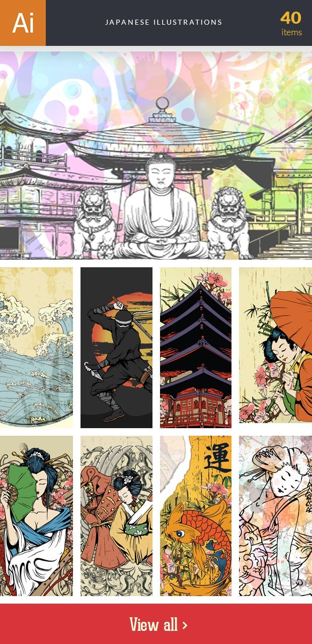 inkydeals-vector-japanese-illustrations-small
