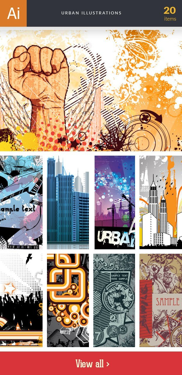 inkydeals-vector-urban-illustrations-small