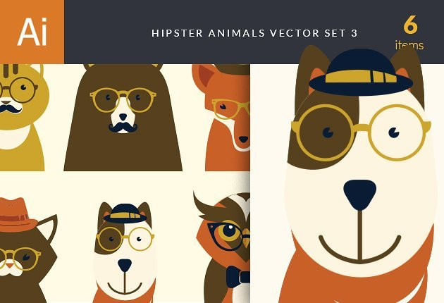 designtnt-vector-hipster-animals-3-small