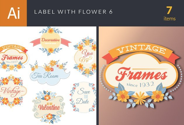 designtnt-vector-label-with-flower-set-6-small