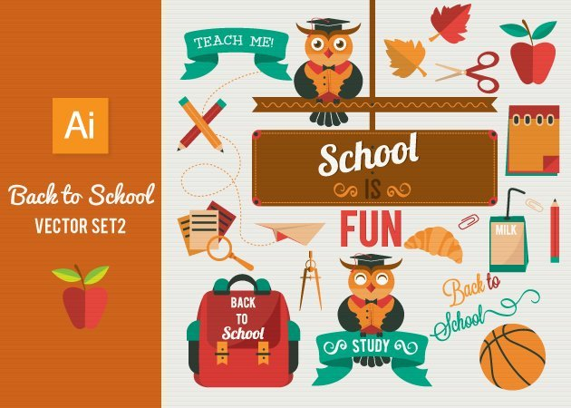 Designtnt-Vector-Back-To-School-Set-2-small