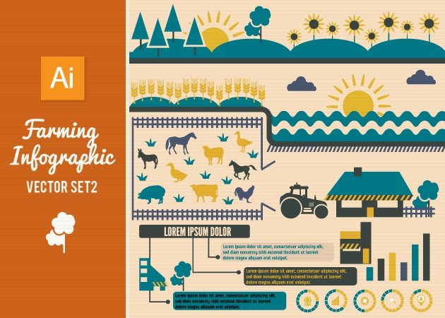 Designtnt-Vector-Farming-Infographics-Set-2-small
