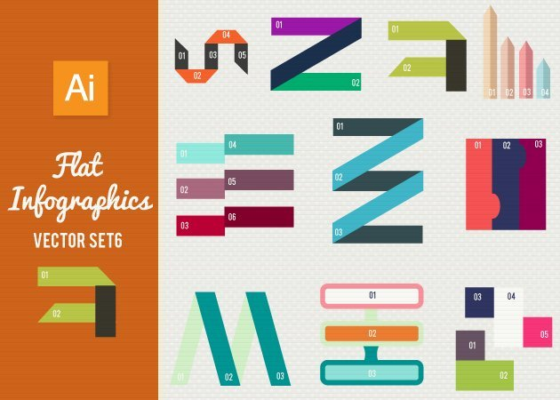 Designtnt-Vector-Flat-Infographics-Set-6-small