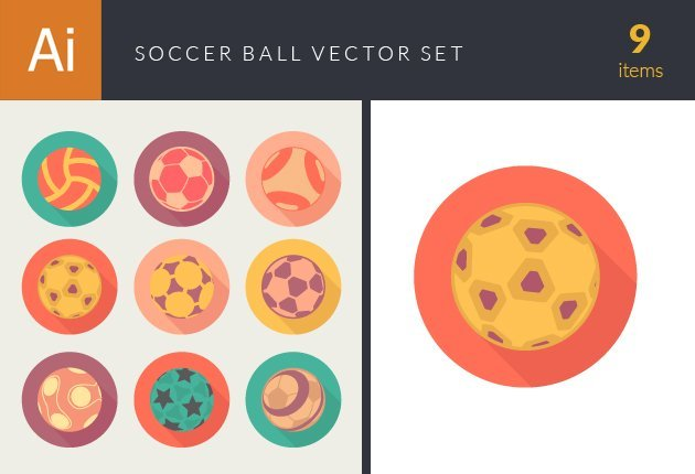 design-tnt-vector-Soccer Ball Vector Set 1-small