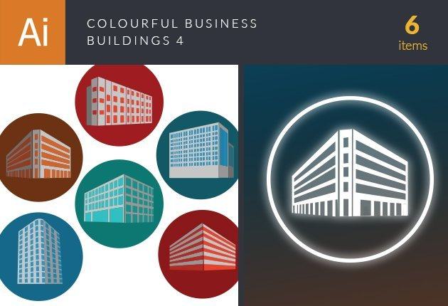 design-tnt-vector-colourful-business-buildings-set-4-small