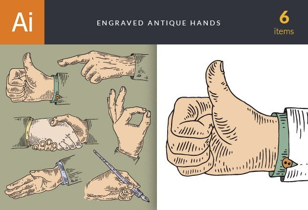 designtnt-vector-engraved-antique-hands-small