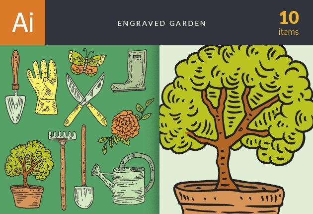 designtnt-vector-engraved-garden-small