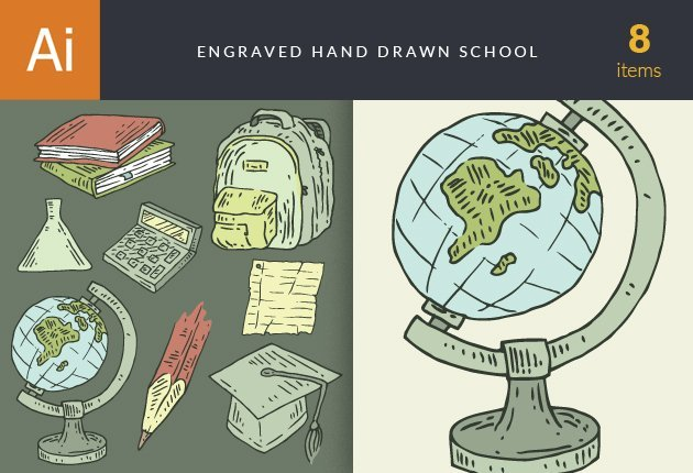 designtnt-vector-engraved-hand-drawn-school-small