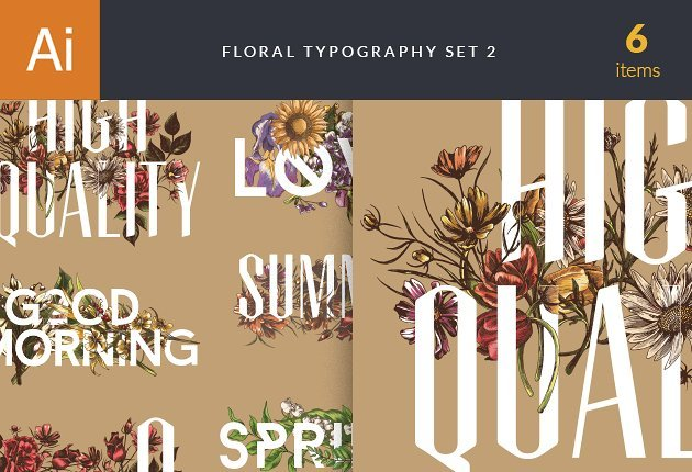 designtnt-vector-floral-typography-small