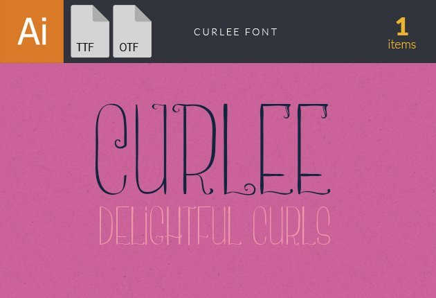 fonts-curlee-small