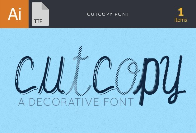 fonts-cutcopy-small