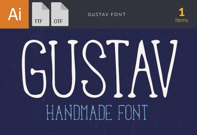 fonts-gustav-small