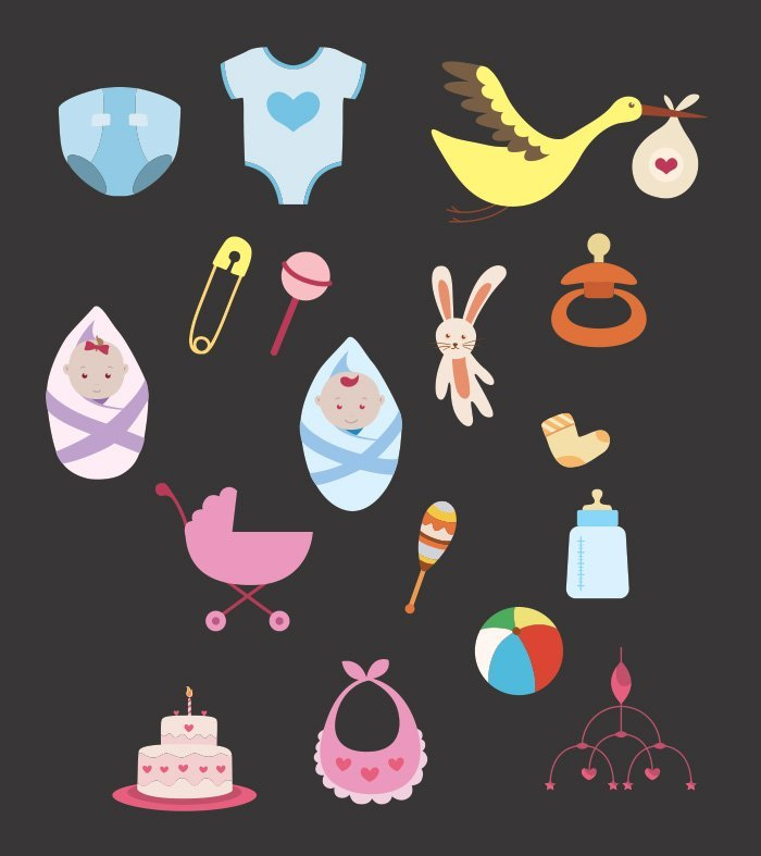 5-vectorstock-baby-shower