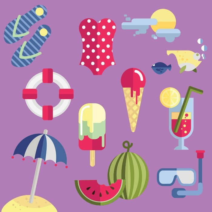 52-vectorstock-summer