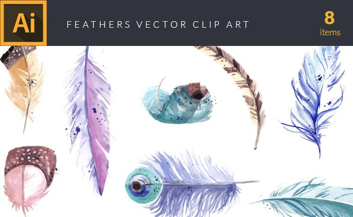 vector-watercolor-feathers-small