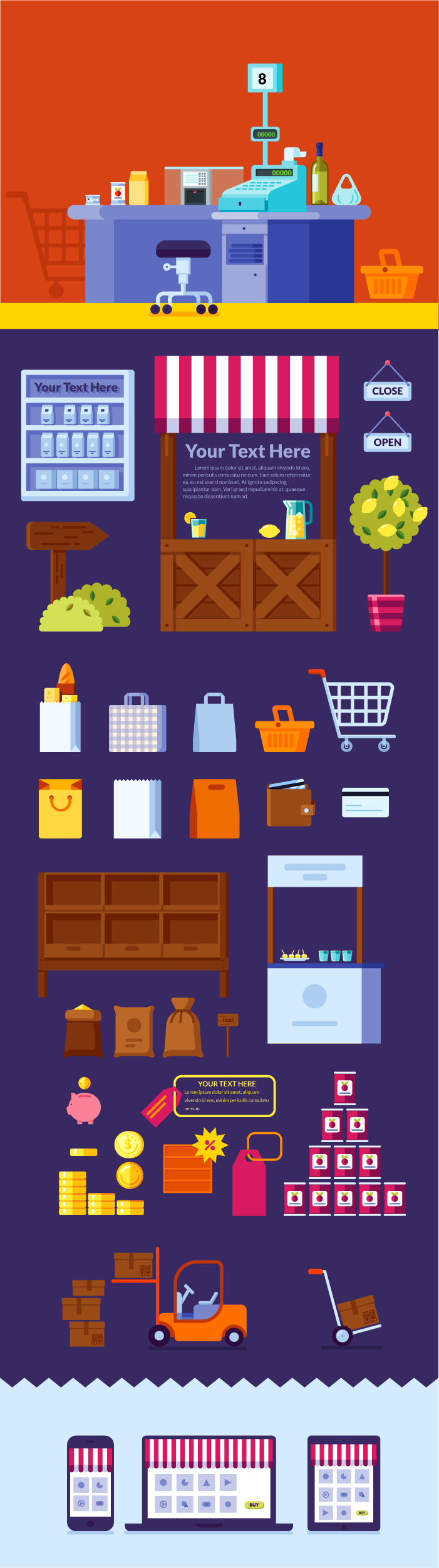 shopping_infographic