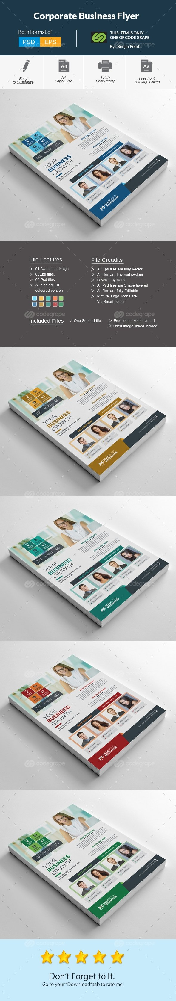 codegrape-9831-corporate-business-flyer