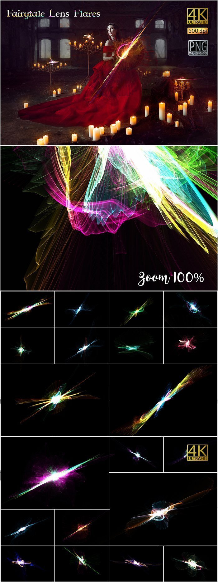 Spectacular Overlays Collection