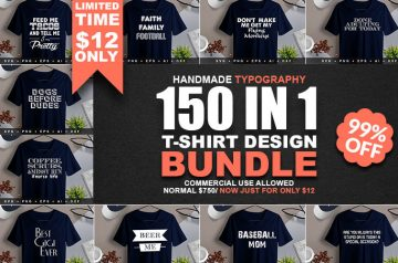 t-shirt design bundle