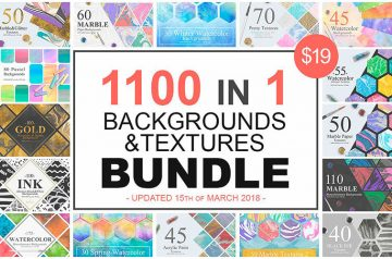 backgrounds and textures bundle