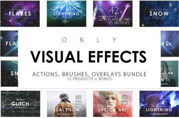 Visual effects bundle
