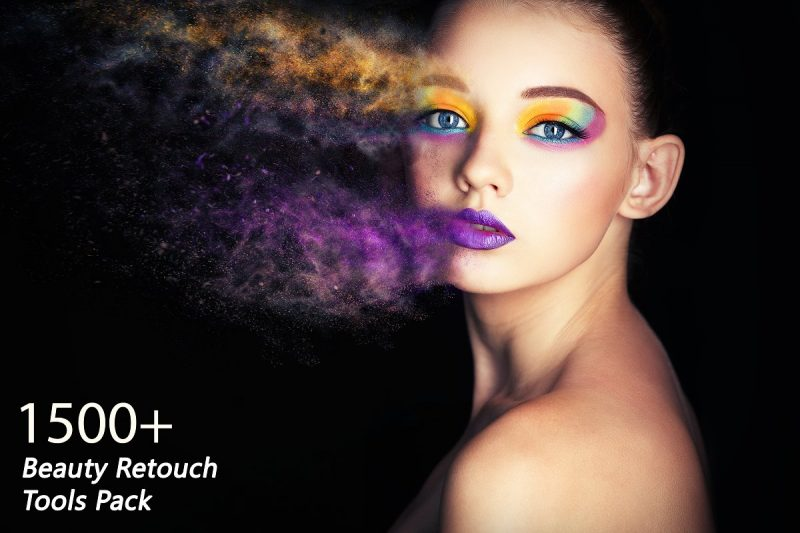 Beauty Retouch tools