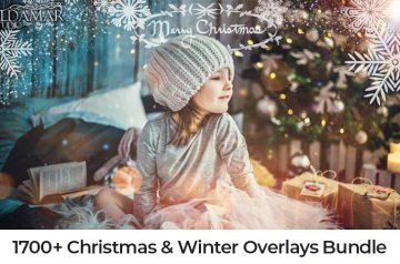 Christmas overlays
