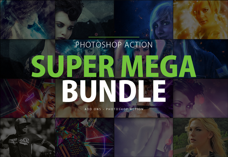 Super Mega Bundle