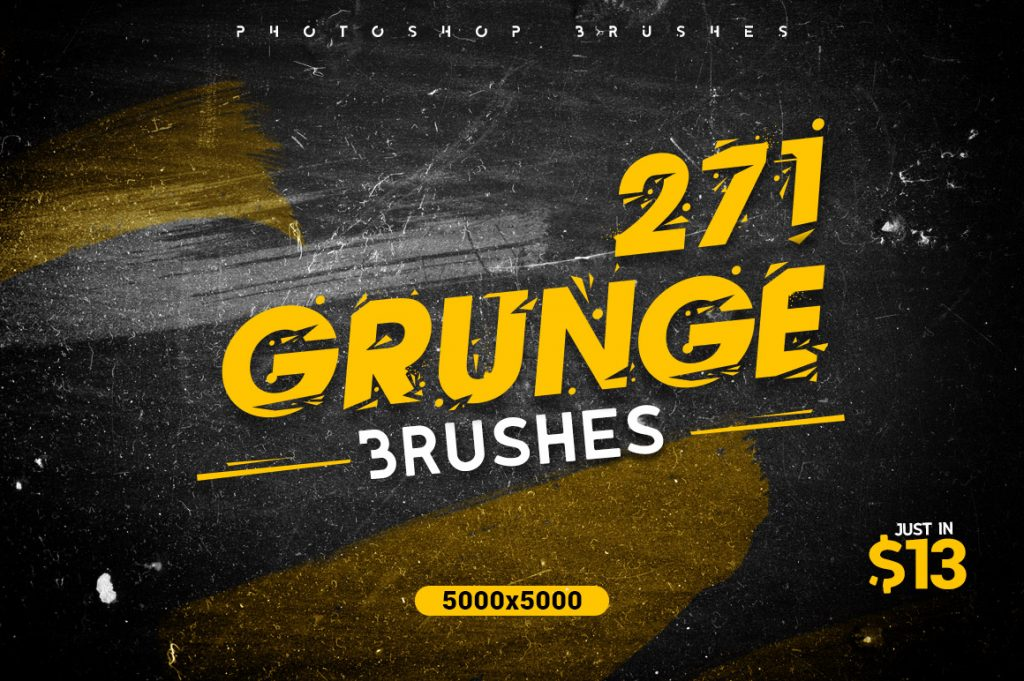 photoshop brushes collection