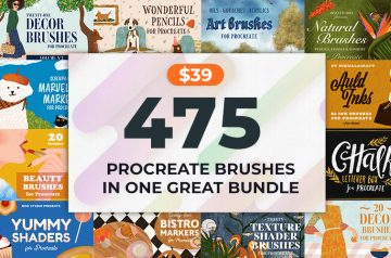 Procreate-Bundle-InkyDeals-Banner