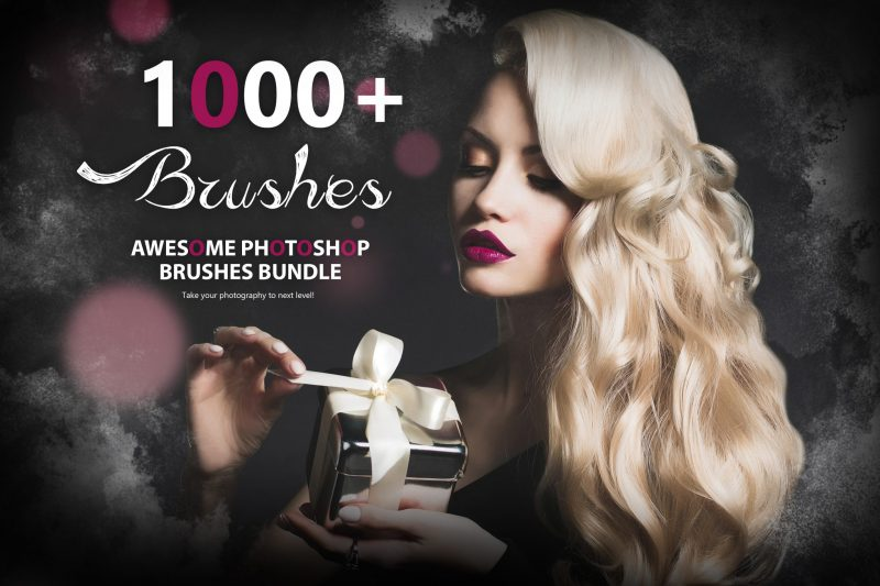 1000+ Photoshop Brushes