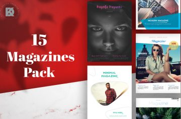 Magazine Templates Bundle