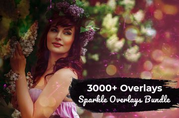 Sparkle Overlays Bundle