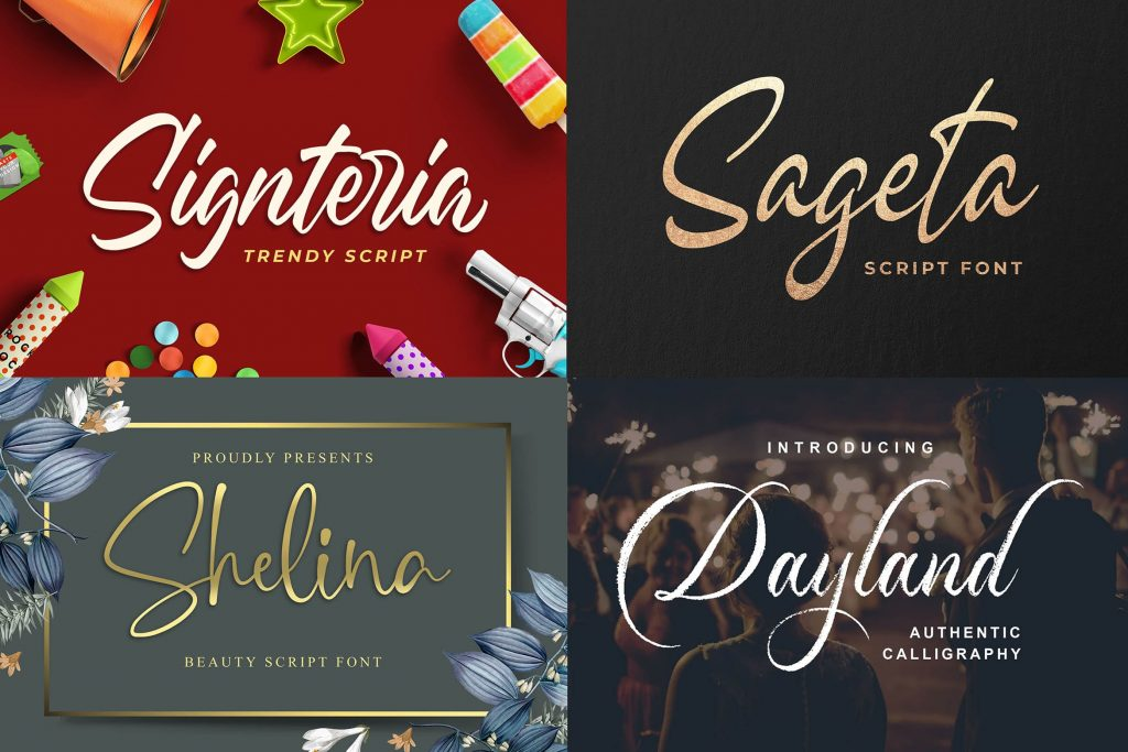 Fonts collection 10