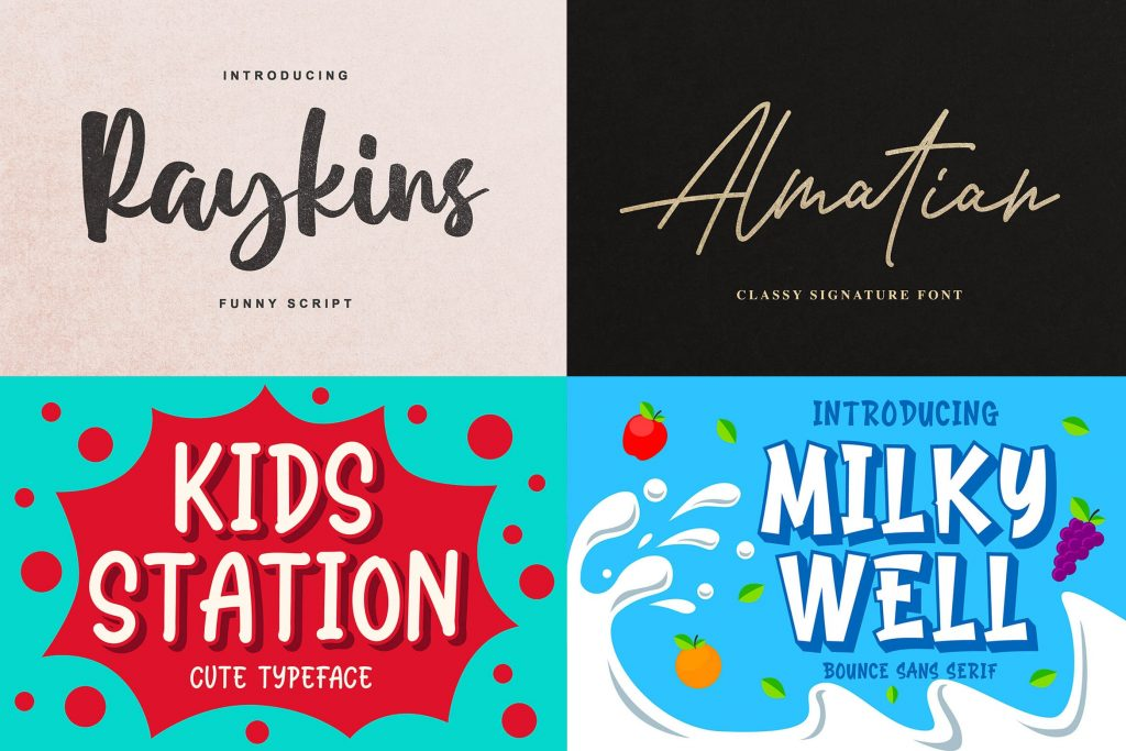 Fonts collection 3