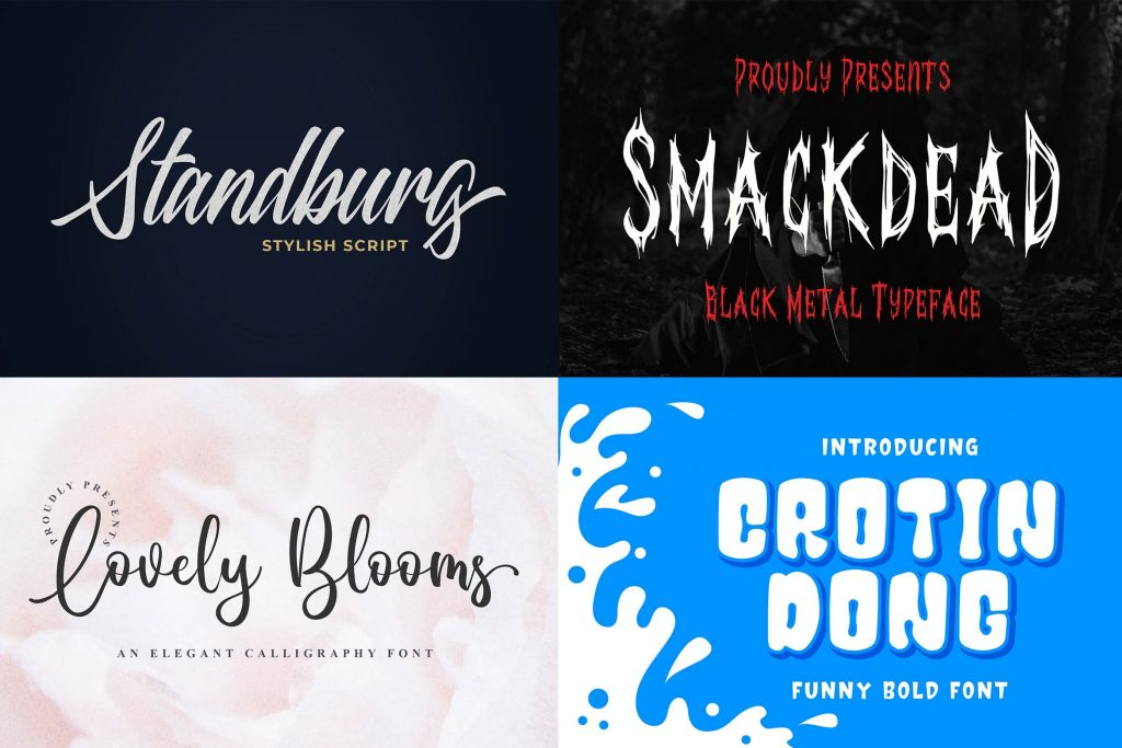 Fonts collection 6