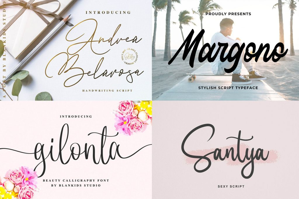 Fonts collection 7