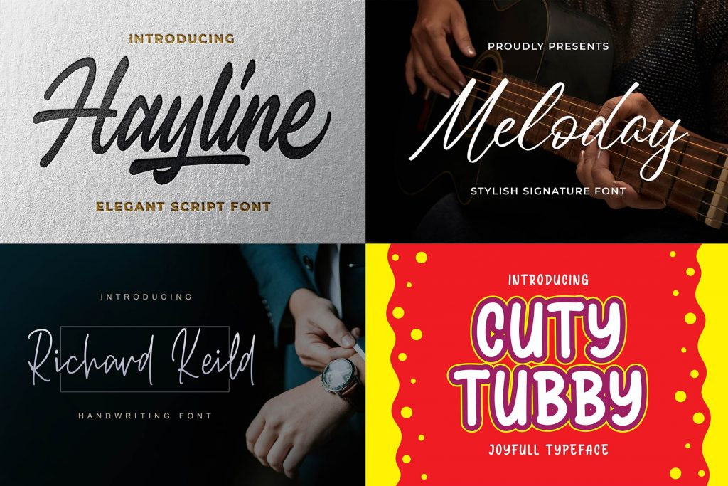 Fonts collection 8