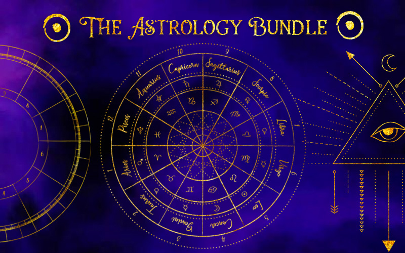 Astrology Templates Ultimate Astrology Bundle Inkydeals
