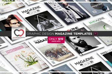 Professional Magazine Templates