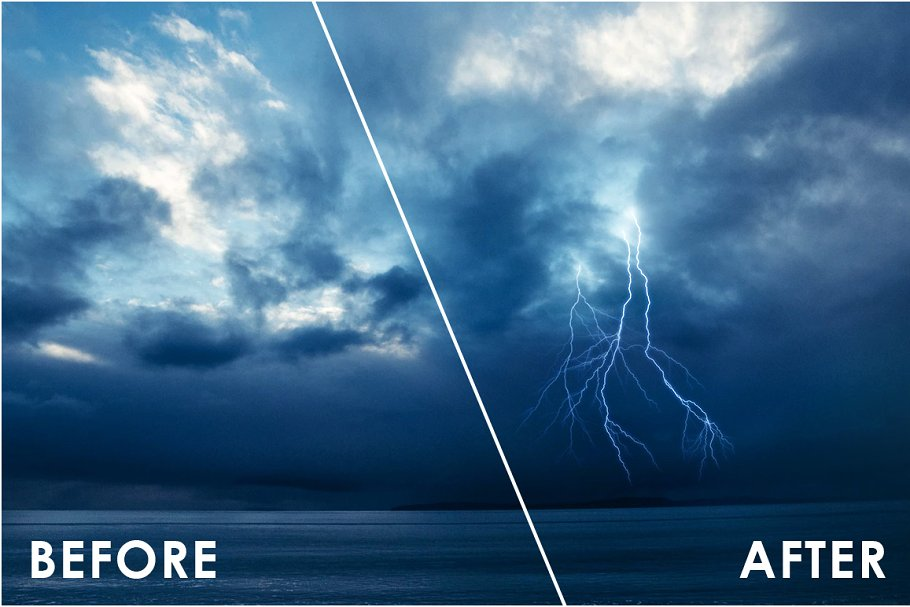 Photoshop Weather effects