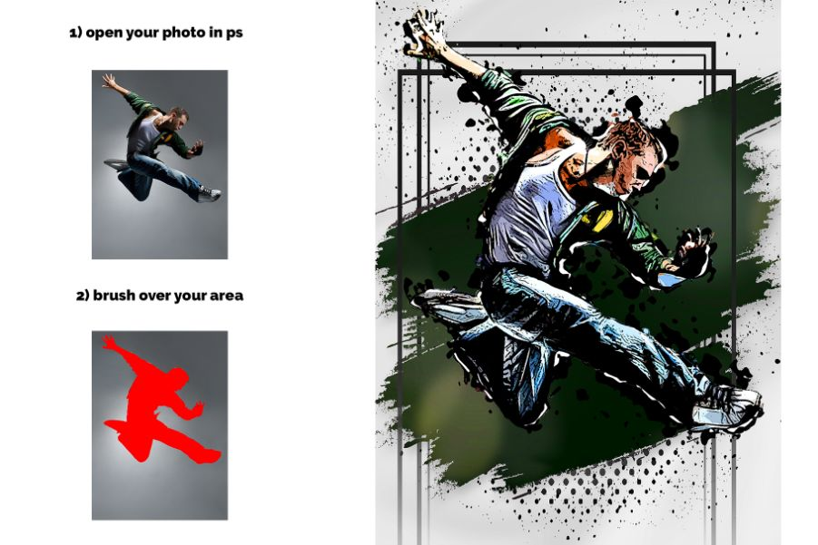 Photoshop effects pack