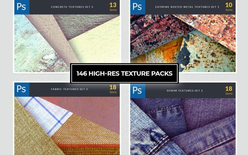 146 textures cover