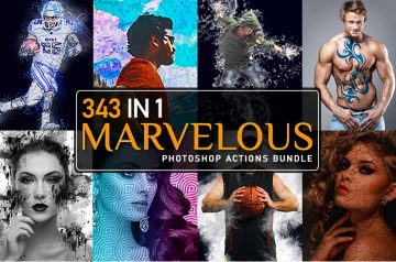 Marvelous Photoshop Actions