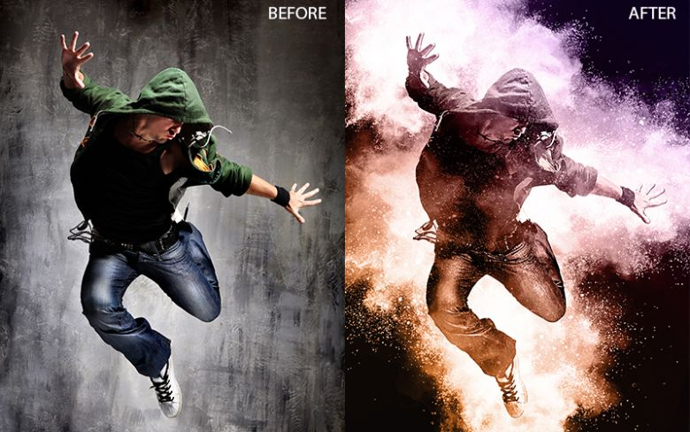 cool photo effects