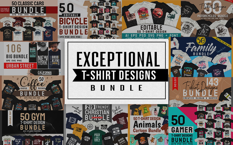 Exceptional-tshirt-design-feature-image