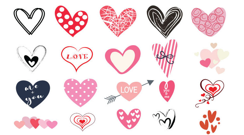 Heart svg preview image