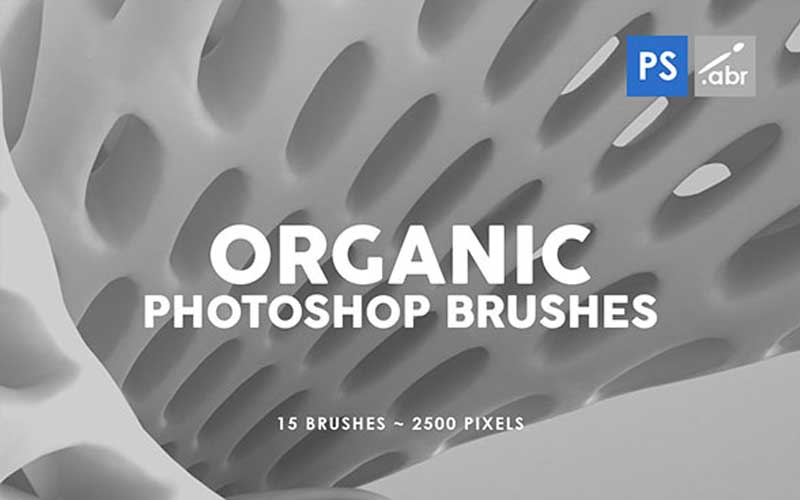 photoshop stamp brushes